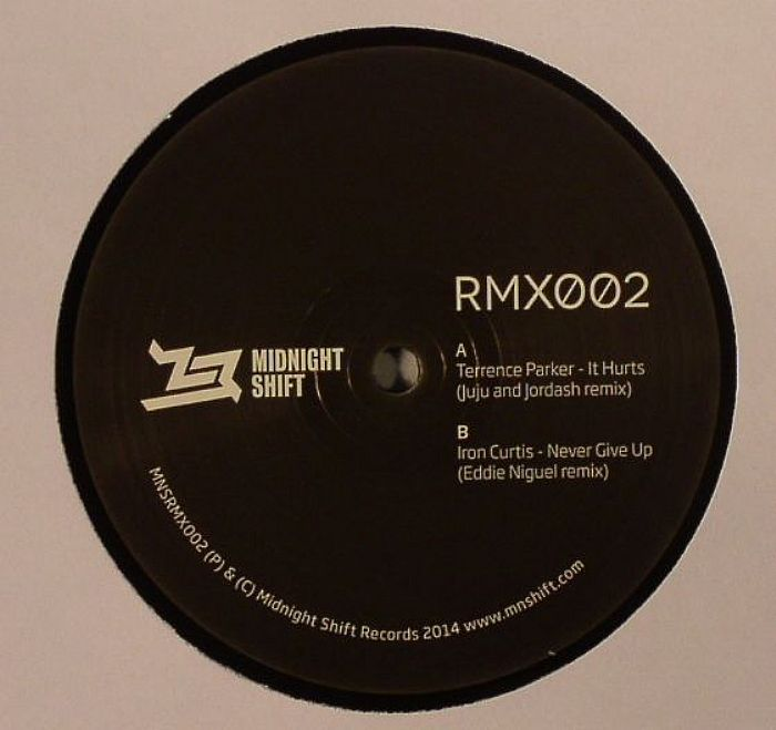PARKER, Terrence/IRON CURTIS - RMX 002