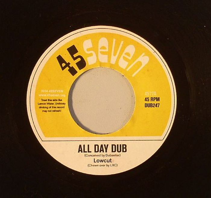 LOWCUT - All Day Dub