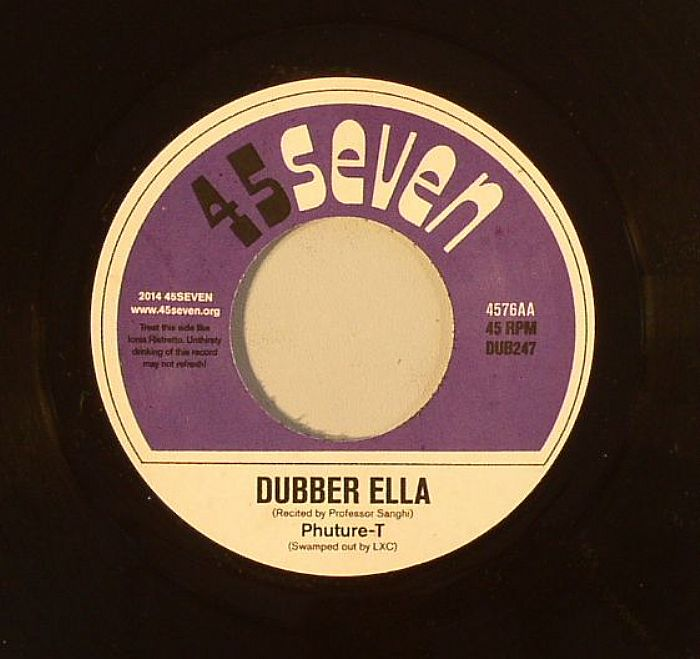 PHUTURE T - Ella In Dub