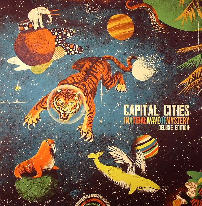 CAPITAL CITIES In A Tidal Wave Of Mystery (Deluxe) vinyl ...