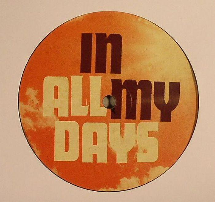 RAWSON, Tommy - In All My Days
