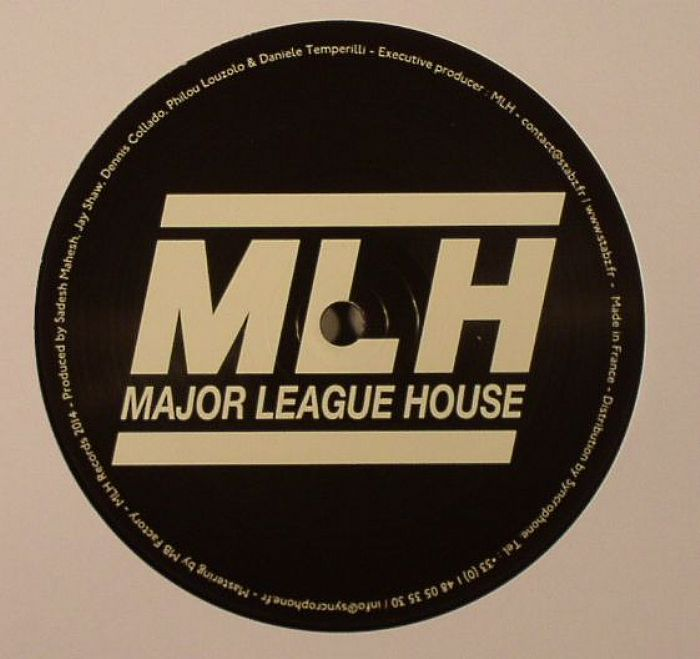 METTA/4TRAK/DENNIS COLLADO/PHILOU LOUZOLO/DANIELE TEMPERILLI - Sound Of House Vol 5