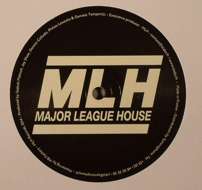 METTA/4TRAK/DENNIS COLLADO/PHILOU LOUZOLO/DANIELE TEMPERILLI - Sound Of House Vol 5