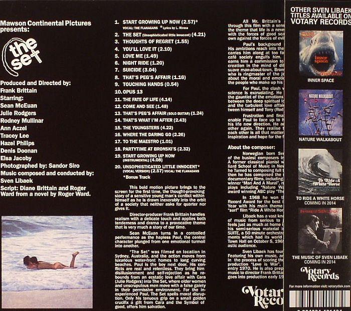 LIBAEK, Sven - The Set (Deluxe)