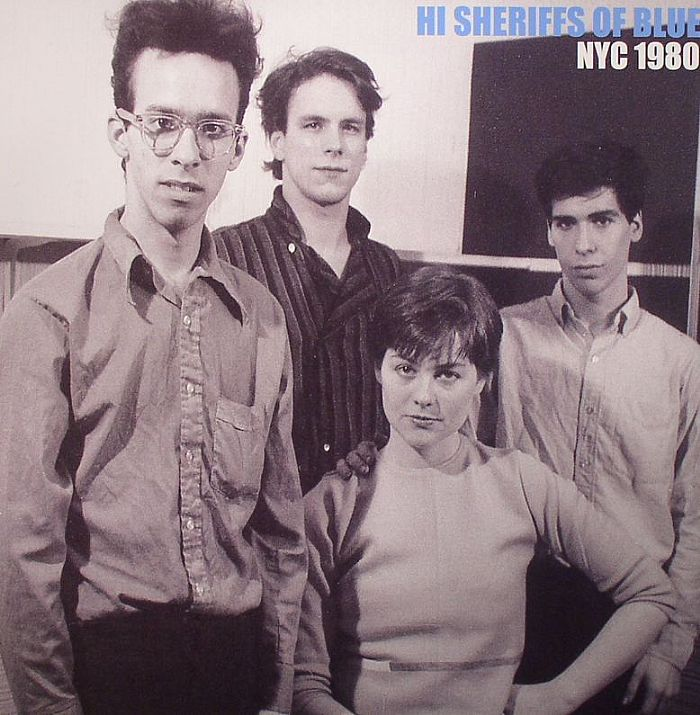 HI SHERIFFS OF BLUE - NYC 1980