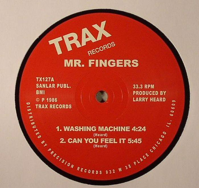 MR FINGERS - Washing Machine (remastered)
