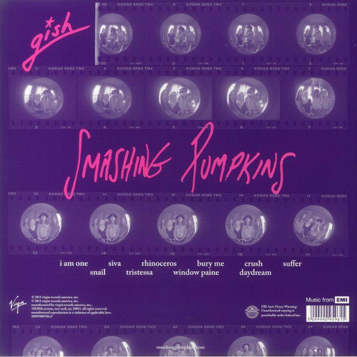 SMASHING PUMPKINS - Gish (remastered)