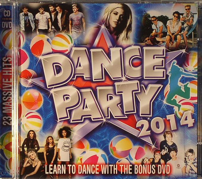VARIOUS - Dance Party 2014