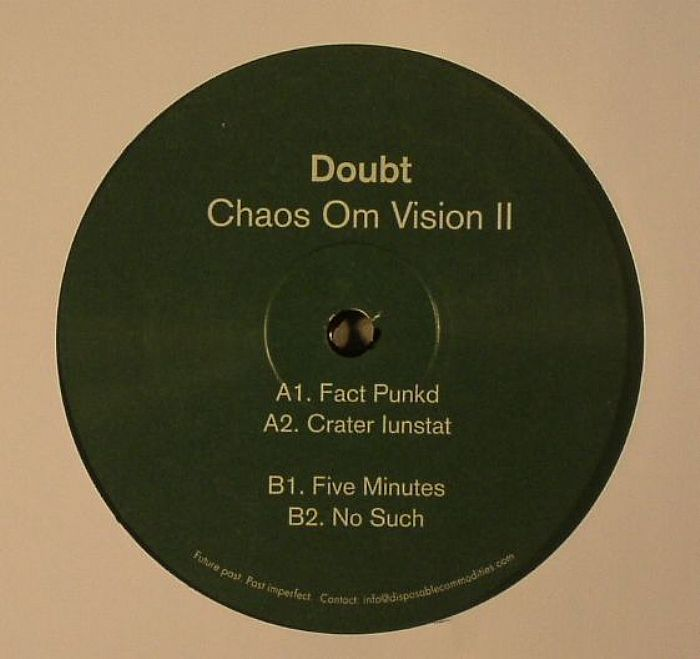 DOUBT - Chaos Om Vision 2