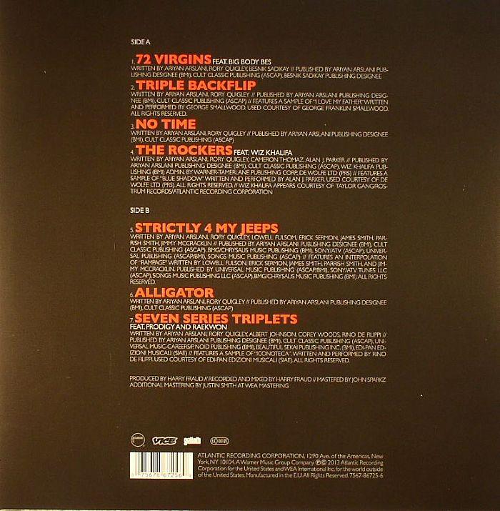 Action Bronson Saab Stories Vinyl At Juno Records-7560