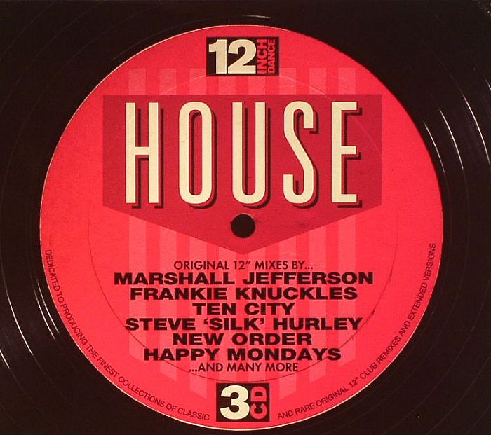 VARIOUS - 12 Inch Dance: House