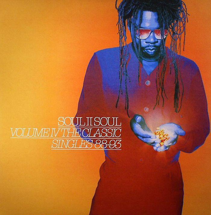 Soul Ii Soul Volume Iv The Classic Singles 88 93 Vinyl At