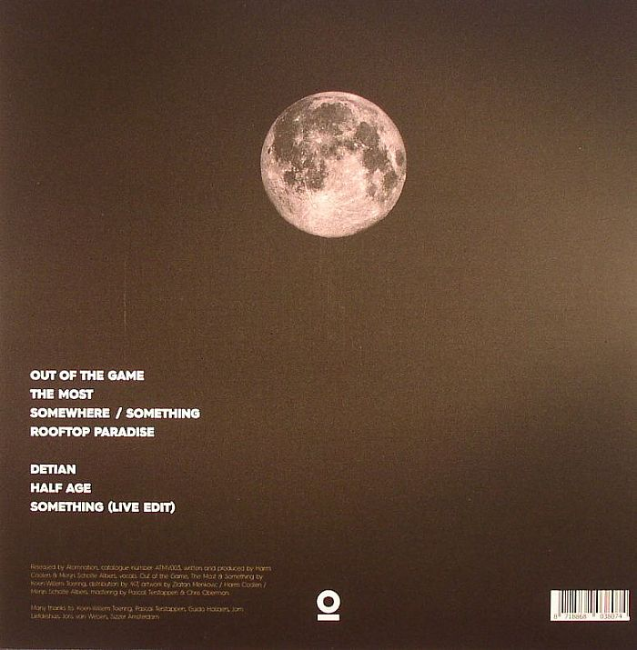 WEVAL - Half Age EP