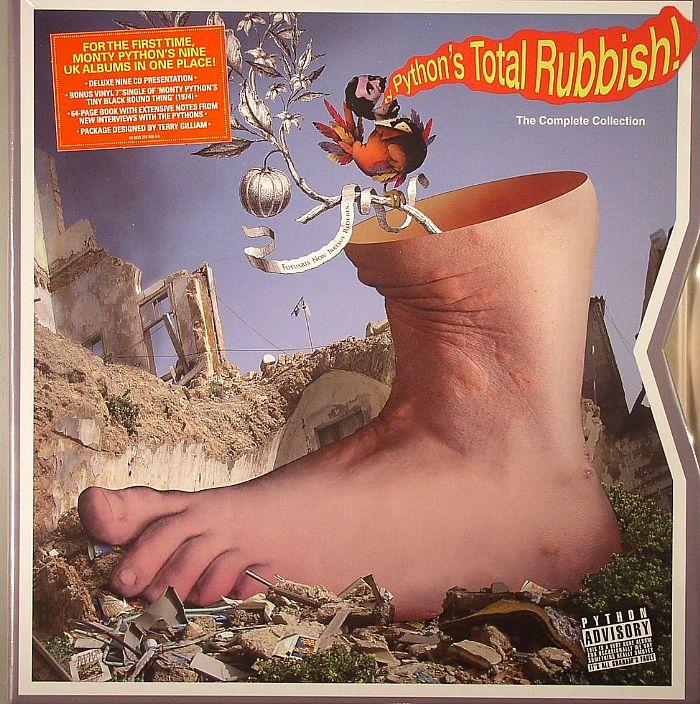 VARIOUS - Monty Python's Total Rubbish