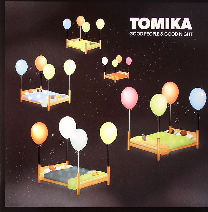 TOMIKA - Good People & Good Night