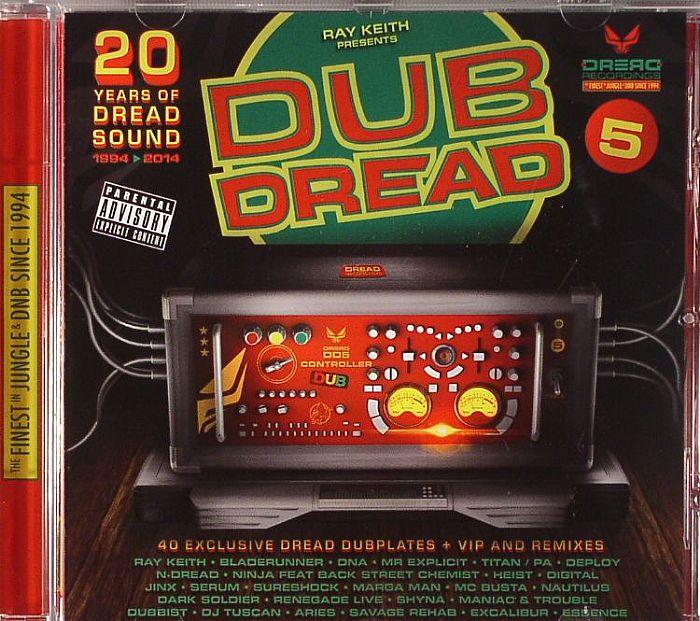 KEITH, Ray/VARIOUS - Dub Dread 5