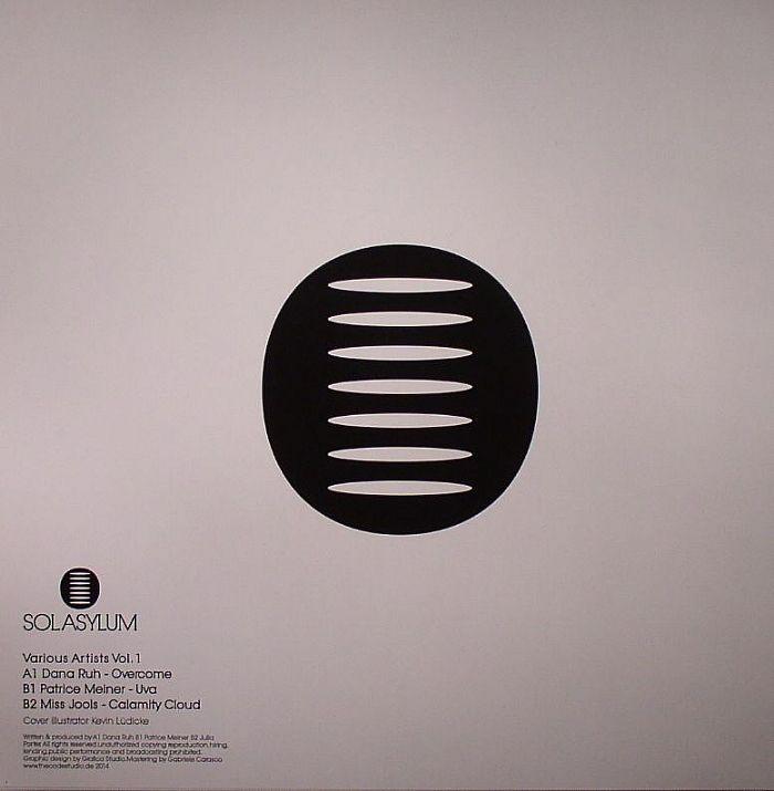 RUH, Dana/PATRICE MEINER/MISS JOOLS - Various Artists Vol 1