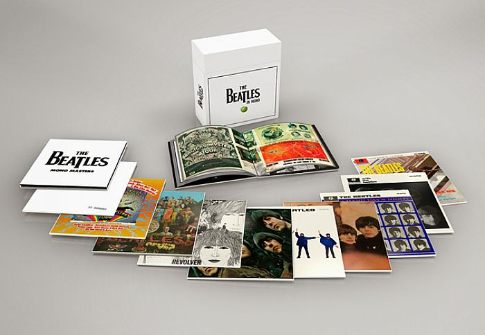 the beatles the beatles in mono box set remastered vinyl at juno records. Black Bedroom Furniture Sets. Home Design Ideas