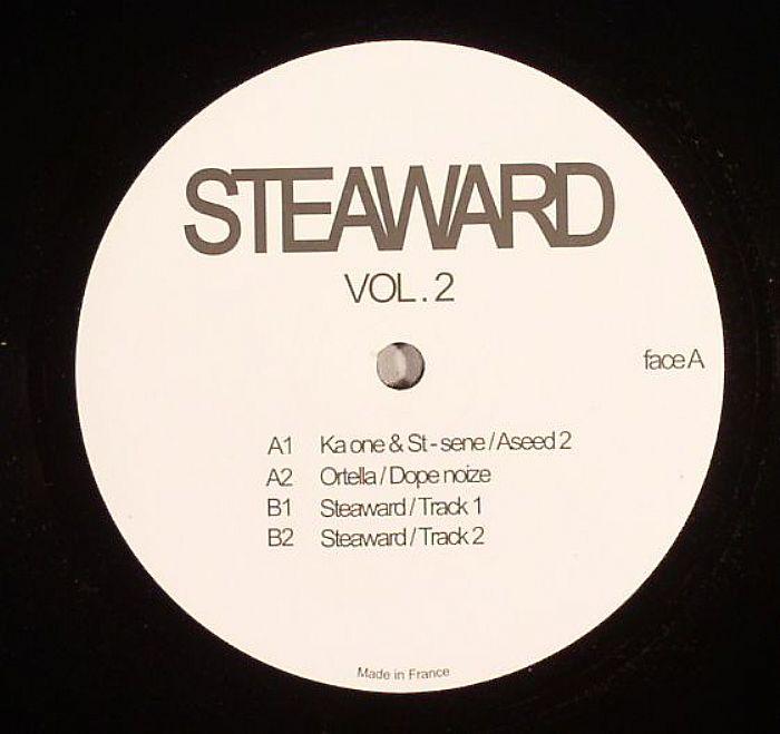 STEAWARD - Steaward Vol 2