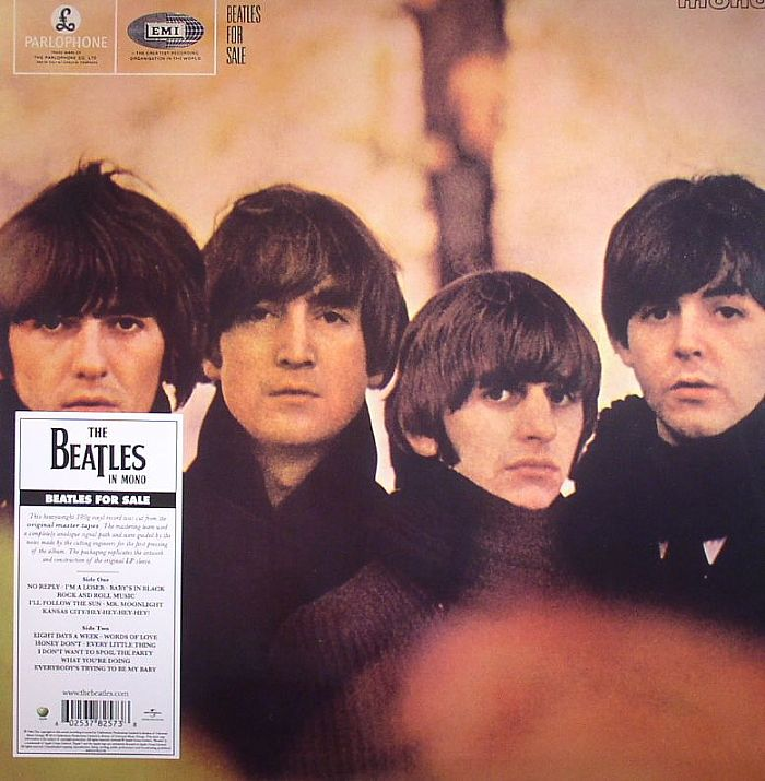 The Beatles Beatles For Sale Mono Remastered Vinyl At