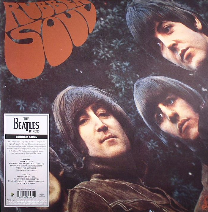 the beatles rubber soul mono remastered vinyl at juno records. Black Bedroom Furniture Sets. Home Design Ideas