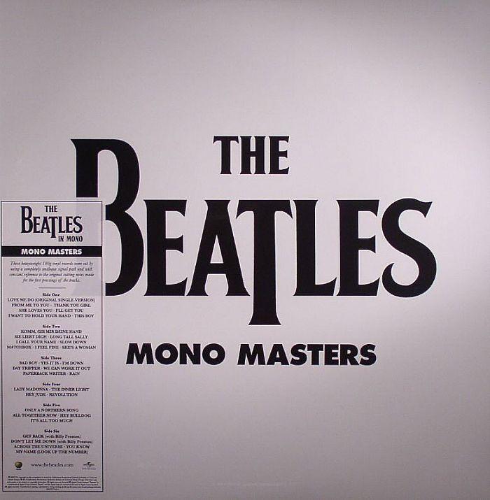 BEATLES, The - Mono Masters (mono) (remastered)