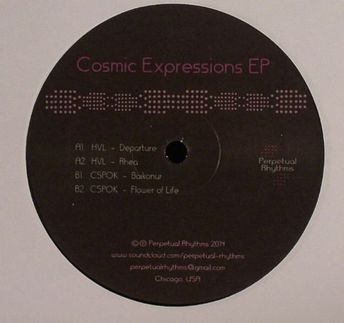 HVL/CSPOK - Cosmic Expressions EP