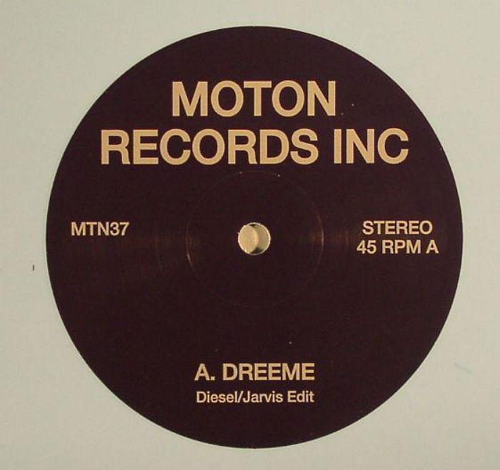 MOTON RECORDS INC - Dreeme