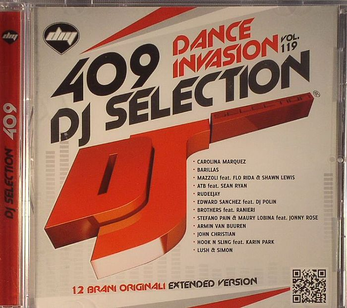 VARIOUS - DJ Selection 409 Dance Invasion Vol 119