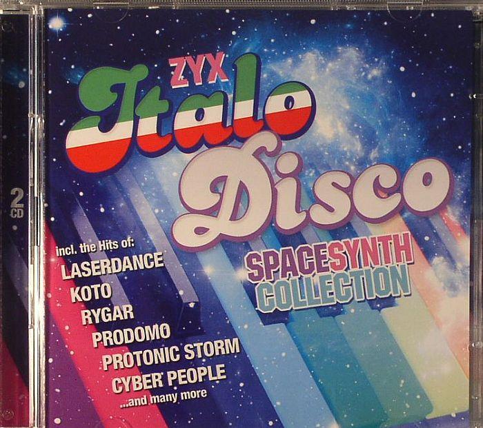 VARIOUS - ZYX Italo Disco Spacesynth Collection