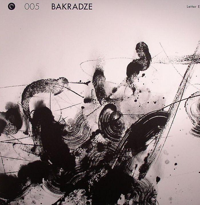 BAKRADZE - Letter EP