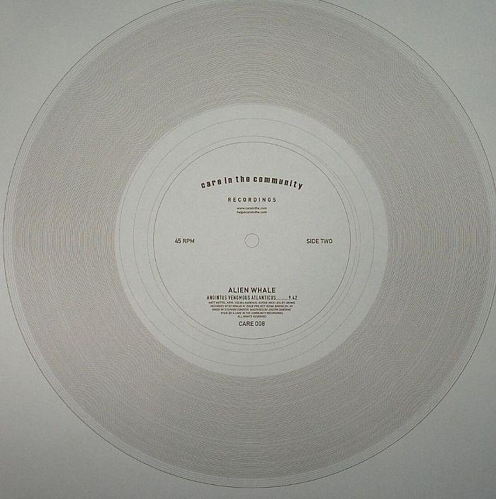 ALIEN WHALE - Alien Whale EP