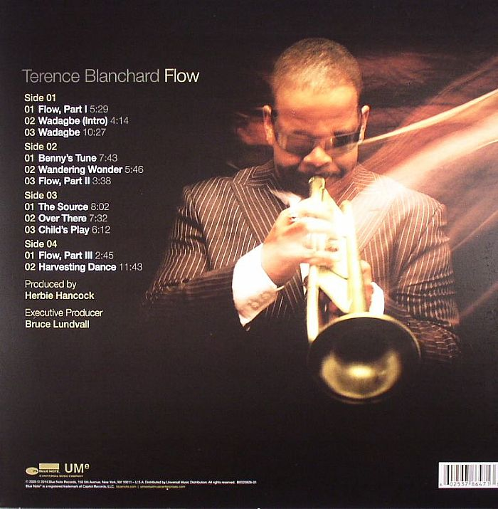 BLANCHARD, Terence - Flow (75th Anniversary Edition)