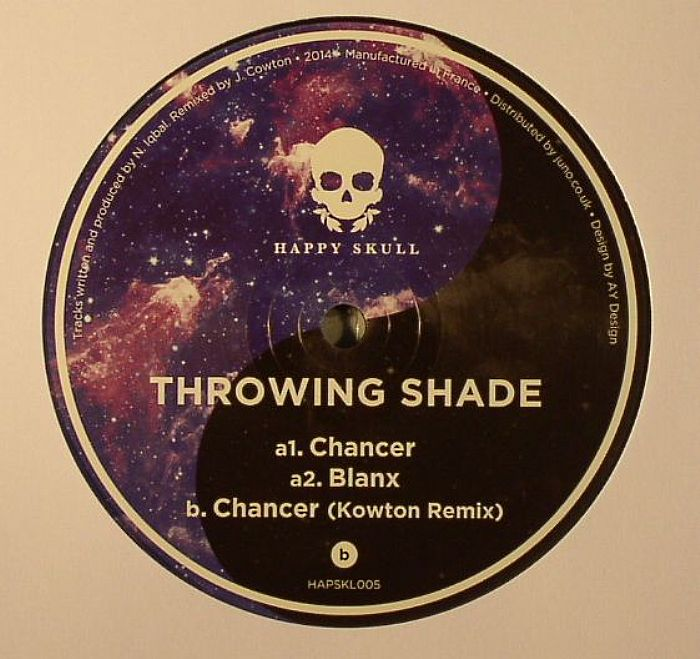 THROWING SHADE - Chancer (feat Kowton mix)