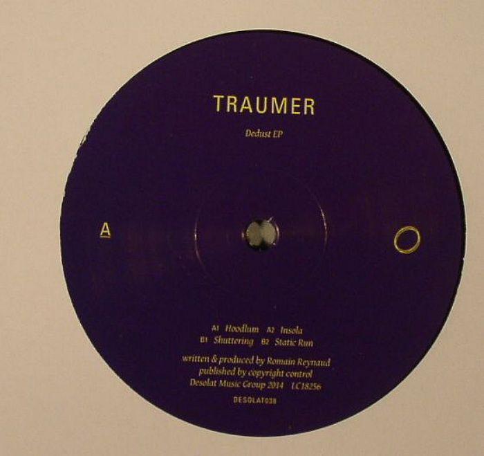 TRAUMER - Dedust EP