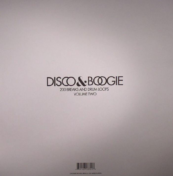 VARIOUS - Disco & Boogie: 200 Breaks & Drum Loops Volume 2