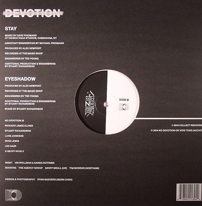 NO DEVOTION - Stay