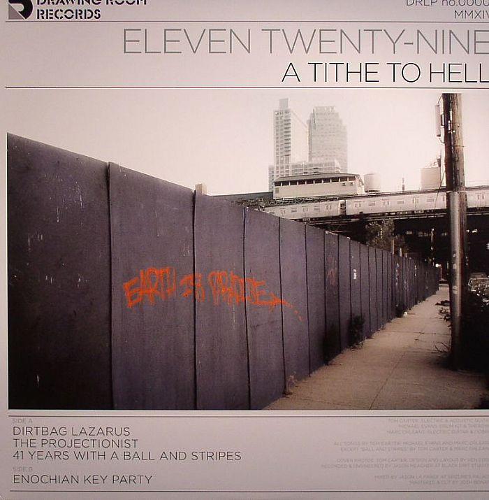 ELEVEN TWENTY NINE - A Tithe To Hell