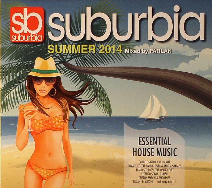 FARLAN/VARIOUS - Suburbia Summer 2014