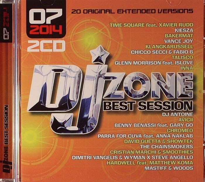 VARIOUS - DJ Zone Best Session 07/2014
