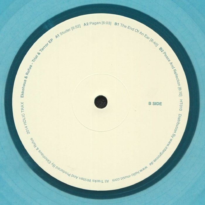 EKKOHAUS & RUFUS - Trial & Terror EP