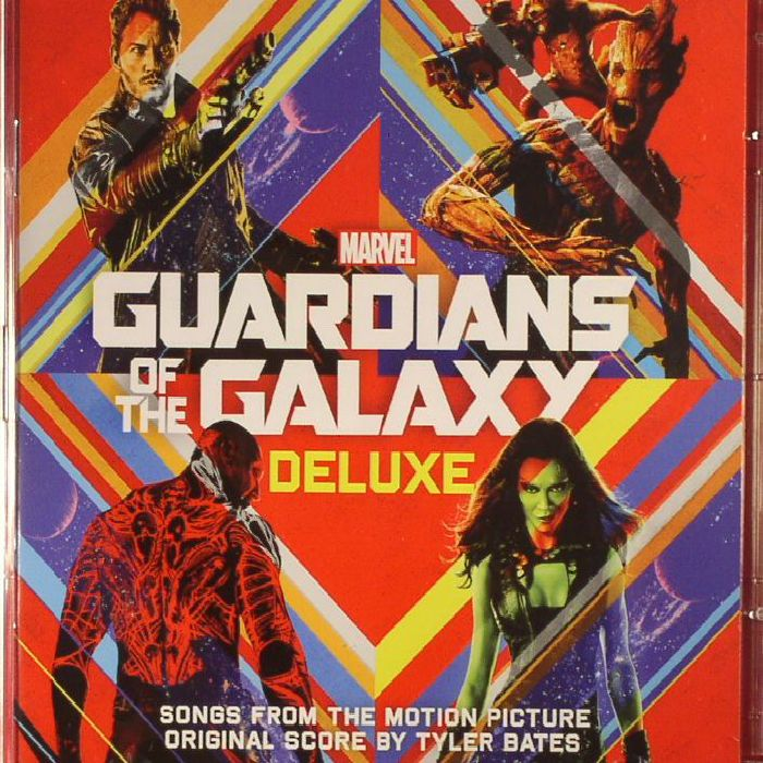 Tyler Bates Various Guardians Of The Galaxy Soundtrack