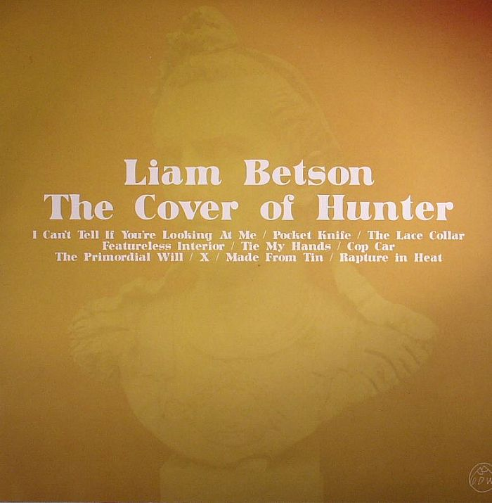 BETSON, Liam - Cover Of Hunter