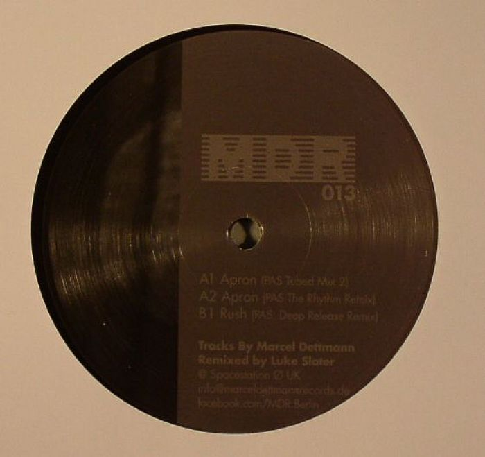 DETTMANN, Marcel - Planetary Assault Systems (remixes)