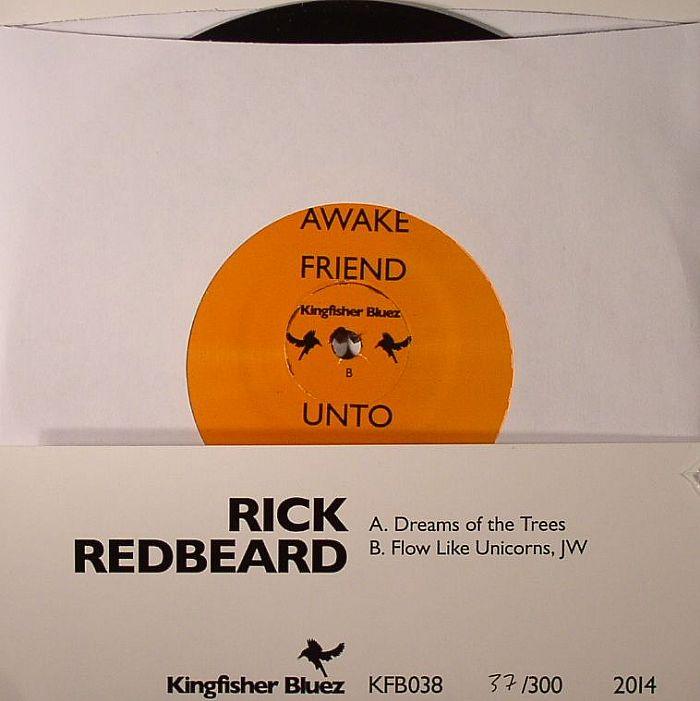 REDBEARD, Rick - Dreams Of The Trees