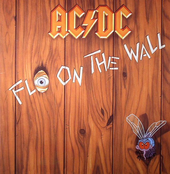Ac Dc Fly On The Wall Vinyl At Juno Records