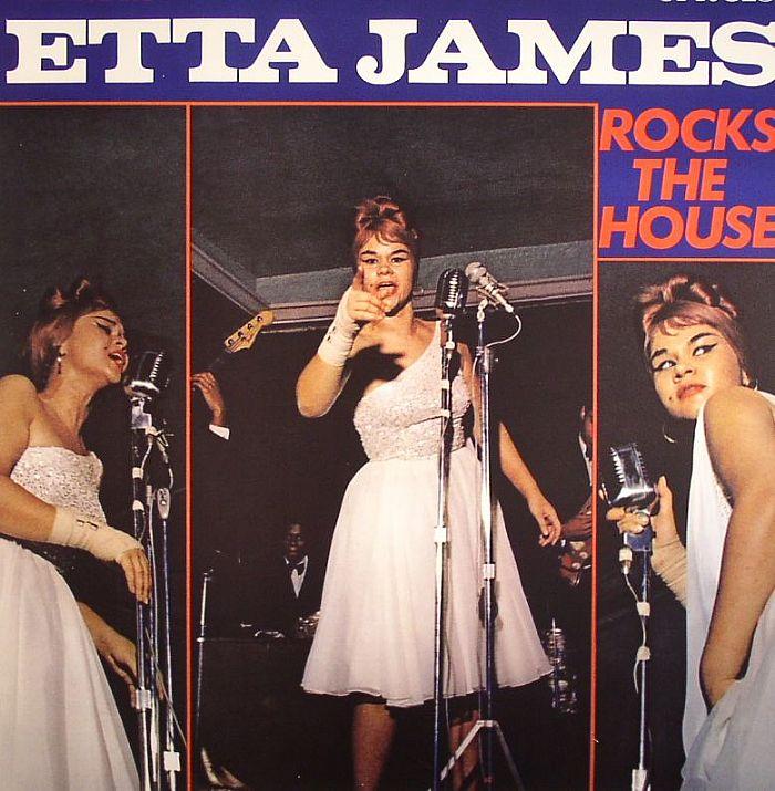 Etta James Rocks The House Vinyl At Juno Records