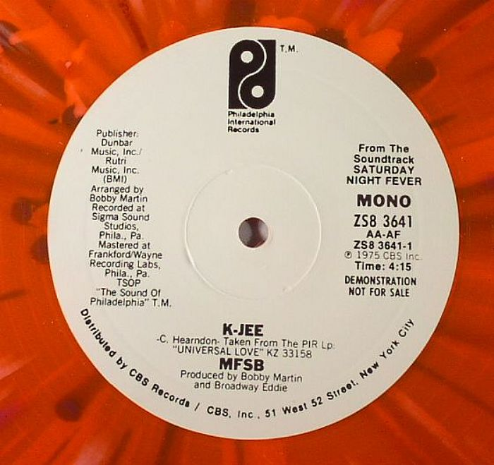 MFSB - K Jee