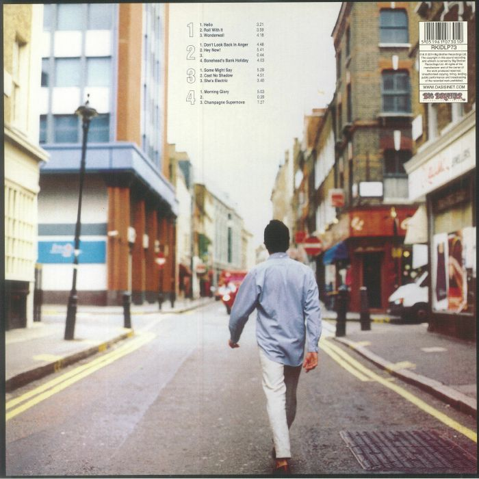 Oasis What S The Story Morning Glory Remastered Vinyl