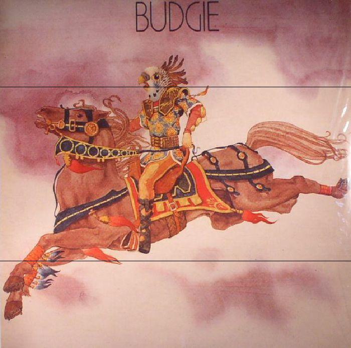 BUDGIE - Budgie (reissue)